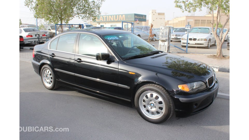 Bmw 320 For Sale Aed 12 000 Black 2002