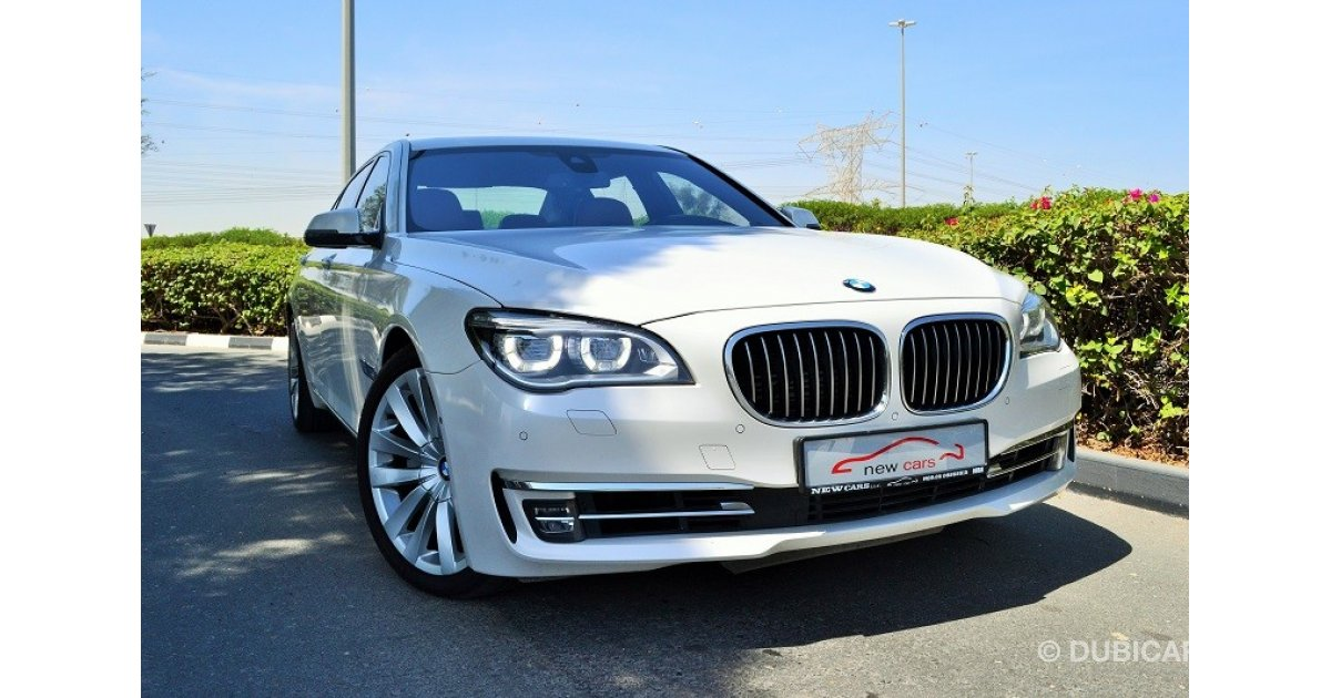 Bmw 760 Zero Down Payment 2 680 Aed Monthly 1 Year