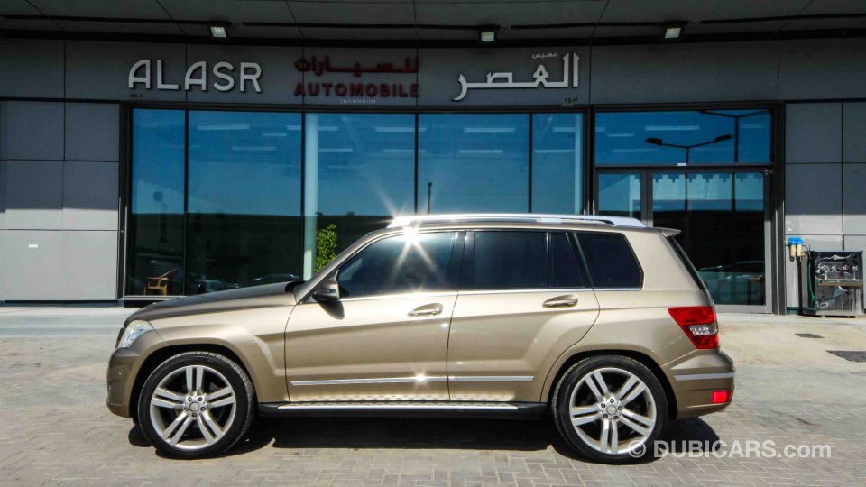Mercedes Benz Suv For Sale >> Mercedes-Benz GLK 350 4MATIC for sale: AED 32,000. Gold, 2009