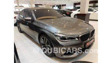 BMW 760 760LI V12, 2018, GCC, FULL M PACKAGE, 6 YRS WARRANTY
