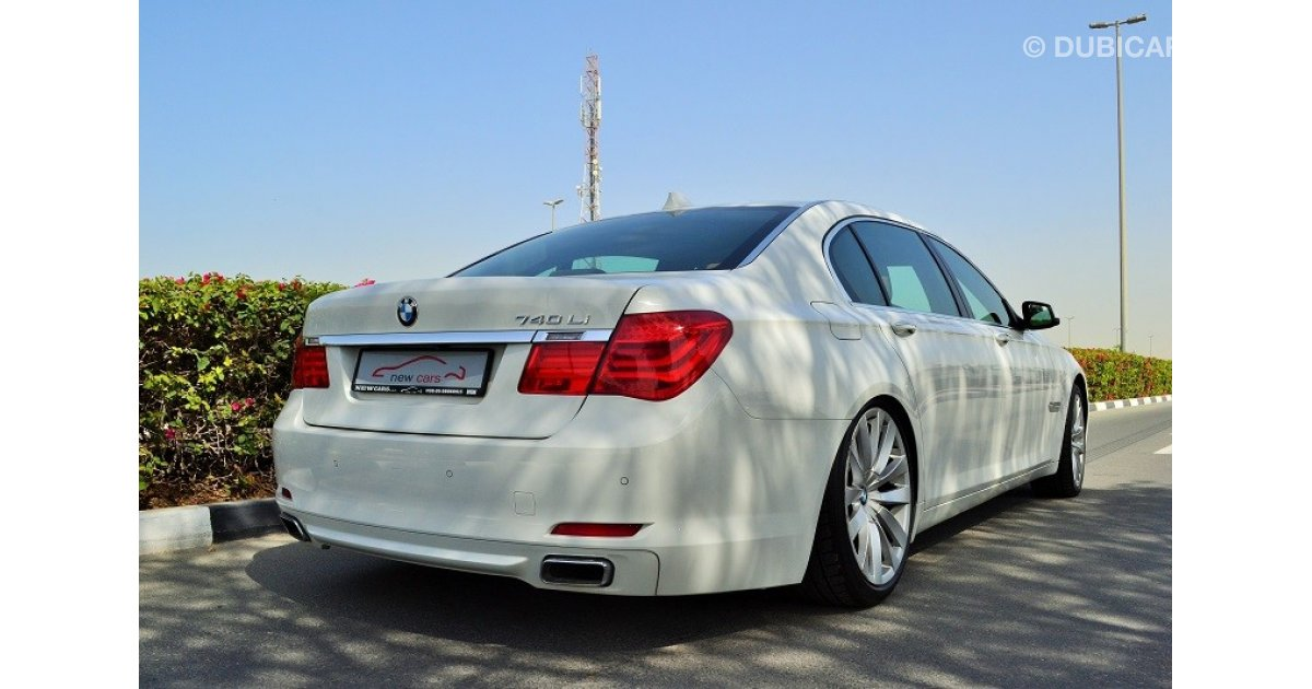 Bmw 740 Zero Down Payment 1 135 Aed Monthly 1 Year