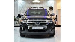 فورد إدج EXECELLENT DEAL for this Ford Edge LIMITED AWD 2011 Model!! in Black Color! GCC Specs