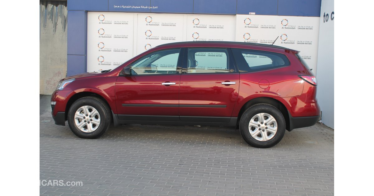 chevrolet traverse 2015 model brand new for sale aed 72 900 red 2015. Black Bedroom Furniture Sets. Home Design Ideas