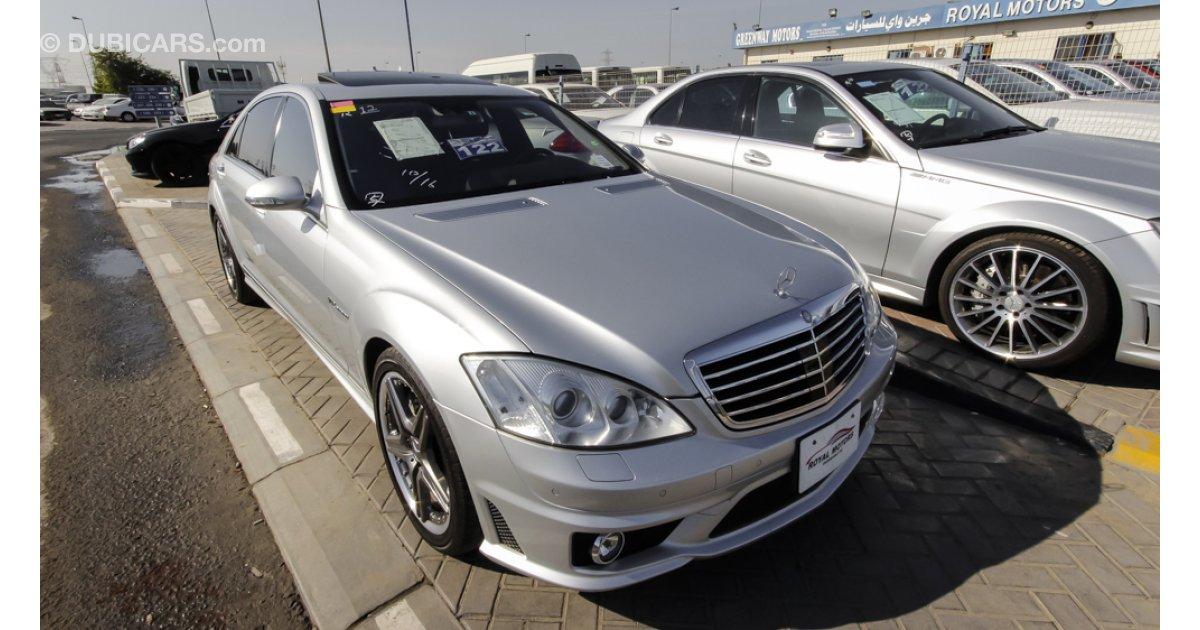 Mercedes benz s 65 amg v12 biturbo for sale aed 118 000 for Mercedes benz v12 price