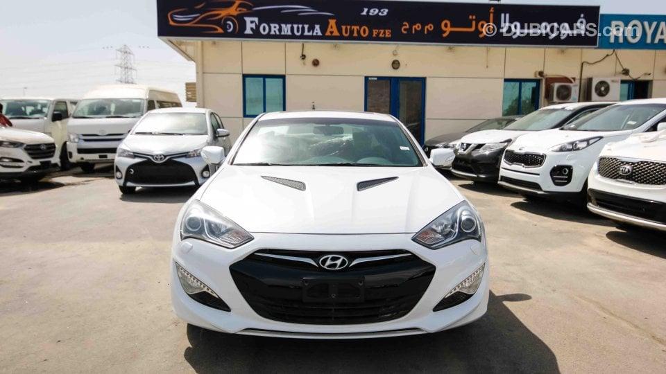 Hyundai Genesis Coupe Used Car For Sale In Dubai