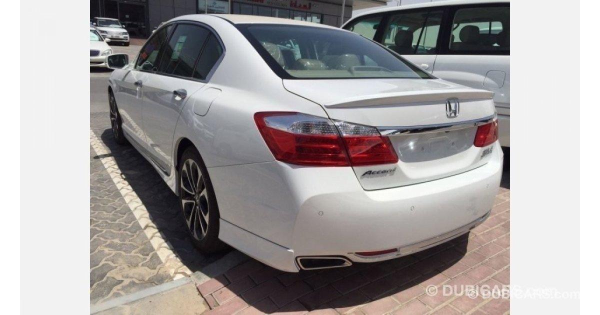 Honda accord 3 5 v6 sport for sale white 2016 for Honda accord motors for sale
