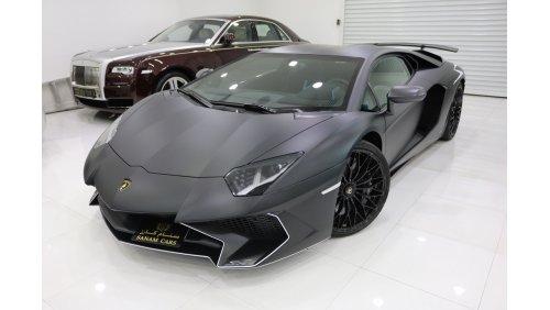 19 Used Lamborghini Aventador For Sale In Dubai Uae Dubicars Com