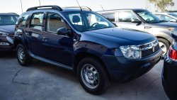 Renault Duster Car For export only