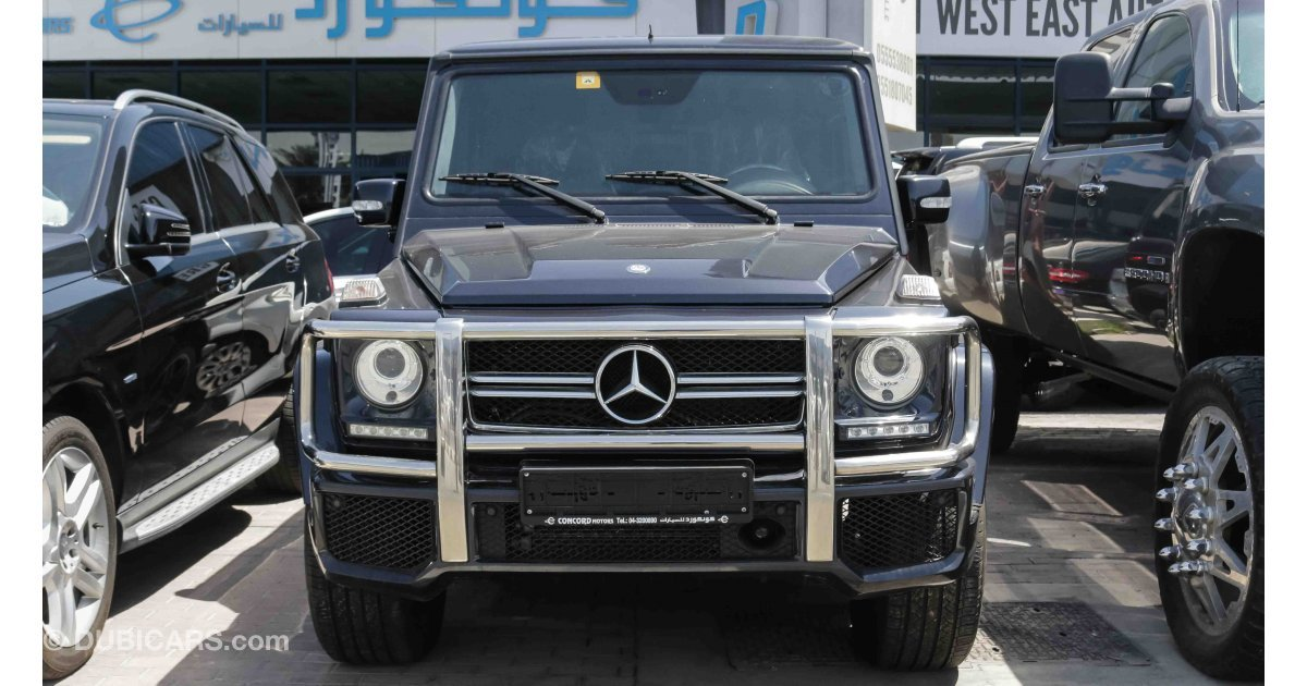 G 55 With G63 Badge 160 000