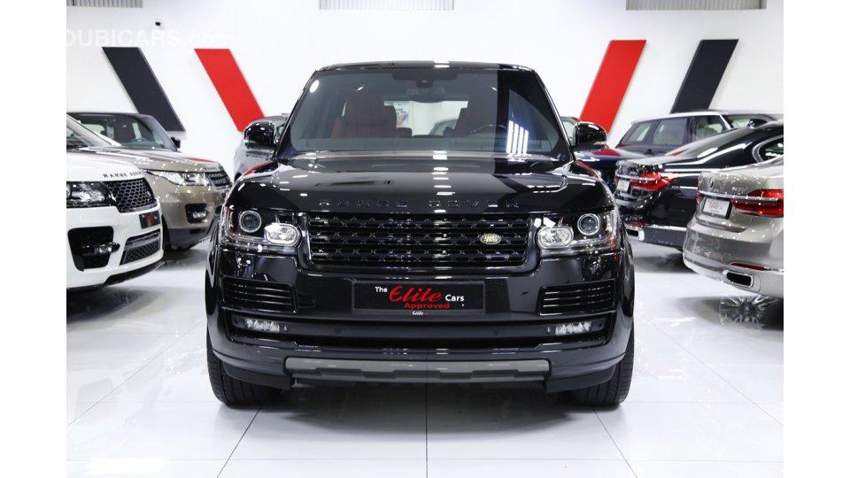 Land Rover Range Rover Vogue Autobiography BLACK EDITION ...