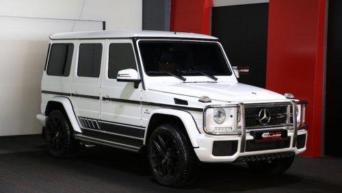 Mercedes-Benz G 63 AMG - 463 Edition