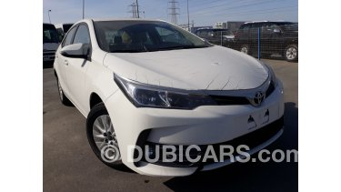 Toyota Corolla Xli 2 0l 2019 For Sale Aed 60 000 White 2019