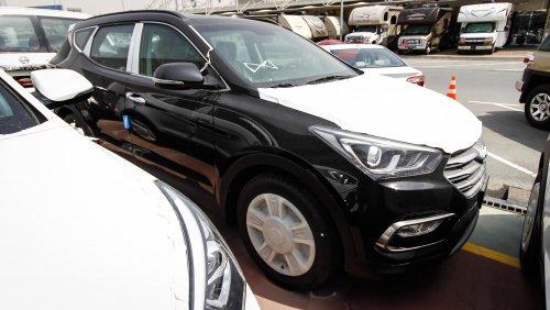 Hyundai Santa Fe 2017 found on KarSouq.com