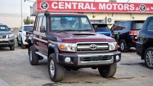24 Used Toyota Land Cruiser Pickup For Sale In Dubai Uae Dubicars Com