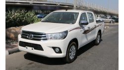 Toyota Hilux 2.7L 4x2 GLX D-Cab | Limted Time Offer