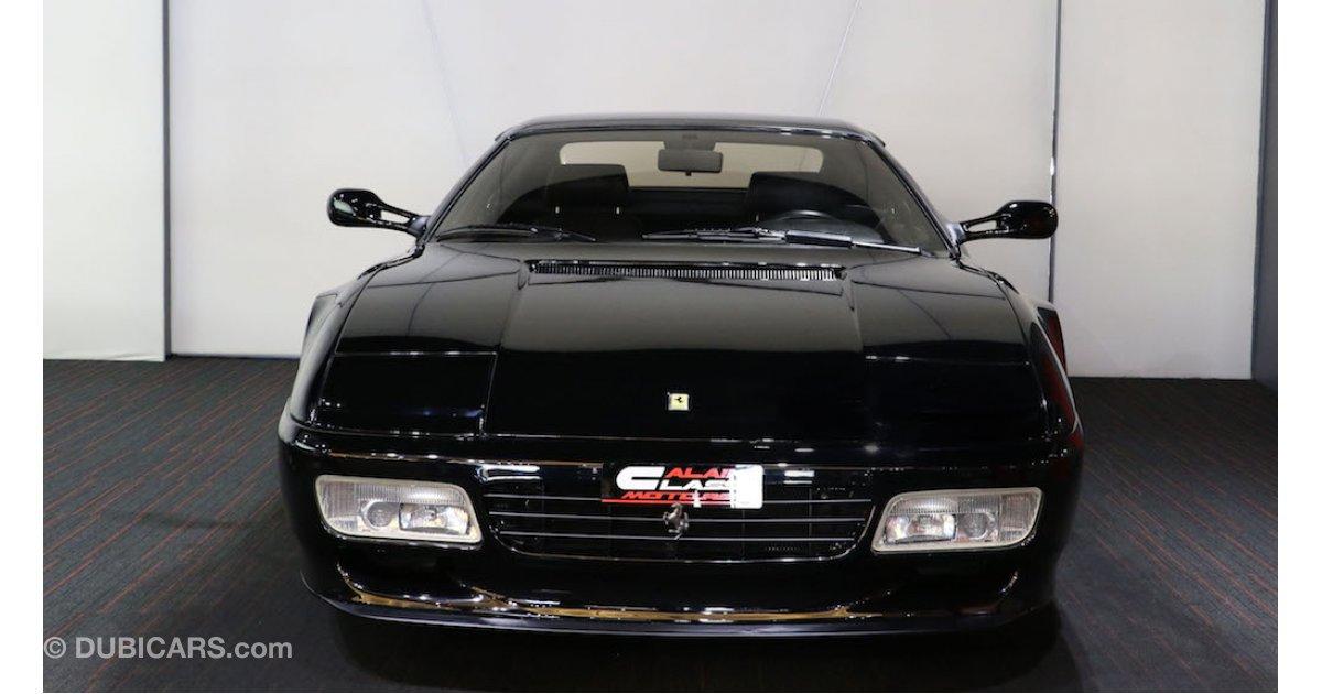 Ferrari 512 Tr Testarossa For Sale Aed 875 000 Black 1993