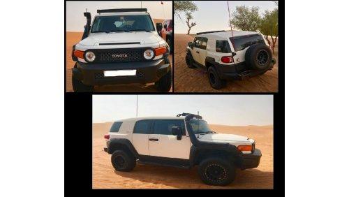 28 used Toyota FJ Cruiser for sale in Dubai, UAE - Dubicars com
