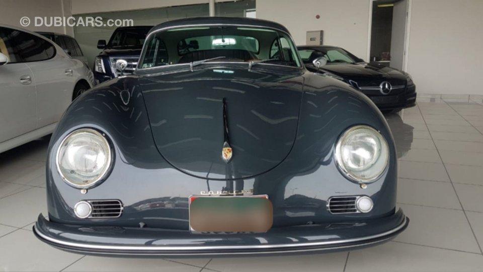 Porsche 356 Replica Wiith Subaru Engine Done In Usa For