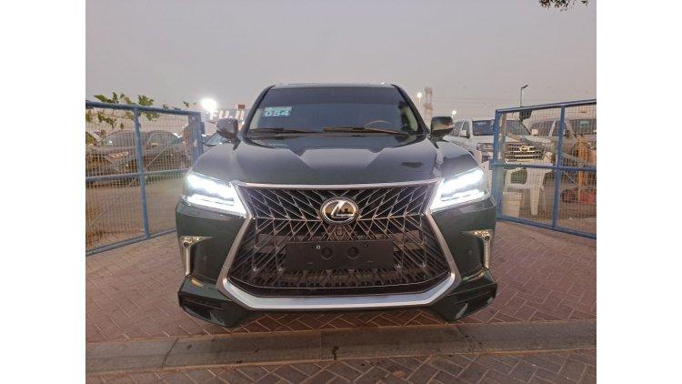 موديل لكزس فئة Lx مستعملة للبيع في دبي الإمارات Dubicars Com