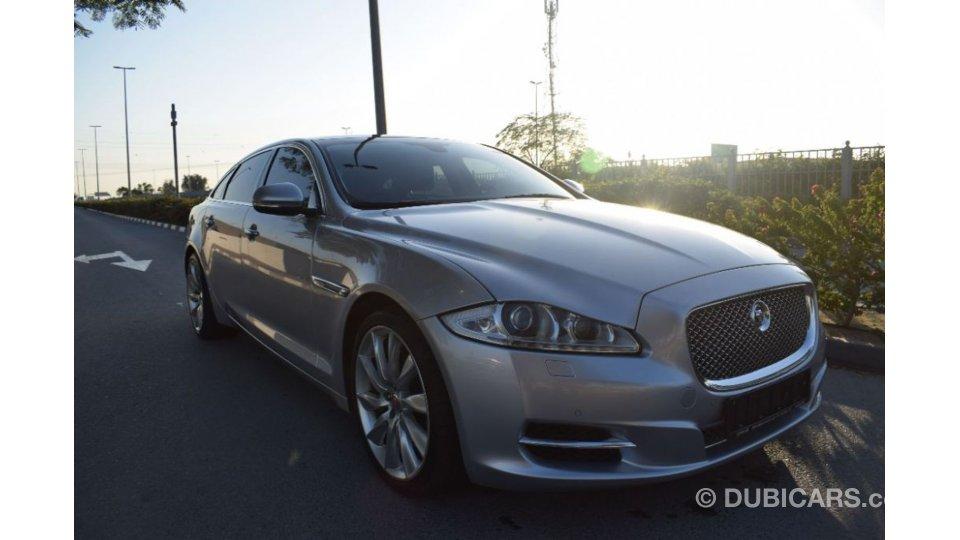 Jaguar XJ L 2013 LUXURY GCC SPECS FULL SERVICE HISTORY for ...