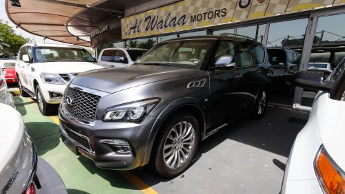 Infiniti QX80 2016 found on KarSouq.com
