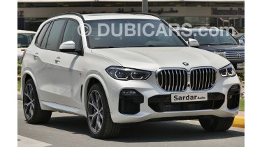 Bmw X5 Xdrive 40i M Pack 2019 Also Available Interior Tan