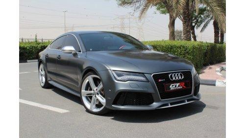 Audi S7/RS7 2015 found on KarSouq.com