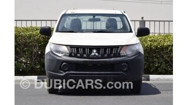 Mitsubishi L200 single cab pick up diesel for sale  White, 2016