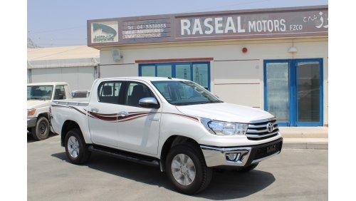 34 used Toyota Hilux for sale in Dubai, UAE - Dubicars com