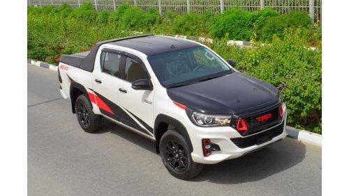 259 New Toyota Hilux For Sale In Dubai Uae Dubicarscom