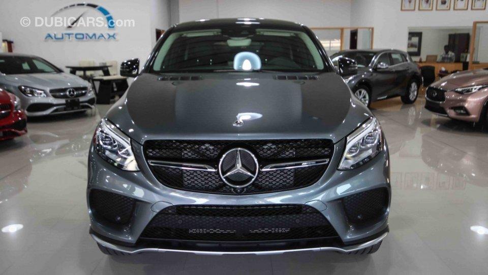 Mercedes benz gle 43 amg 2018 enhanced v6 biturbo 385 hp for Mercedes benz unlimited mileage warranty