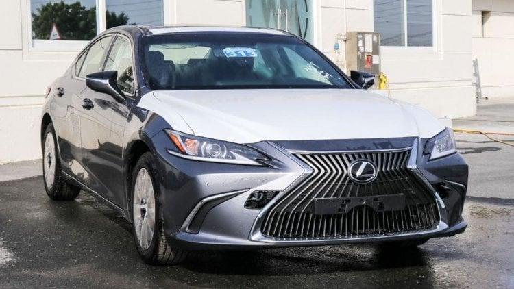 New Lexus Es Series For Sale In Dubai Uae Dubicars Com