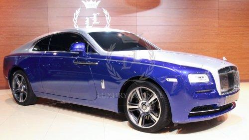 40 Used Rolls Royce Wraith For Sale In Dubai Uae Dubicars Com