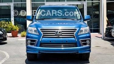 لكزس Lx 570 للبيع 88 000 درهم أزرق 2009
