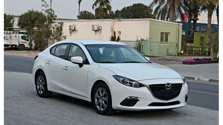 Used Mazda 3 For Sale In Dubai Uae Dubicars Com