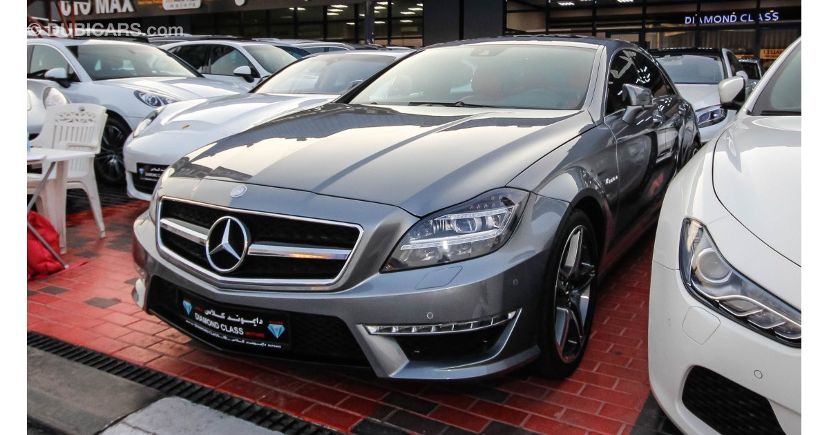 Mercedes benz cls 550 cls 63 kit for sale aed 120 000 for Mercedes benz cls for sale