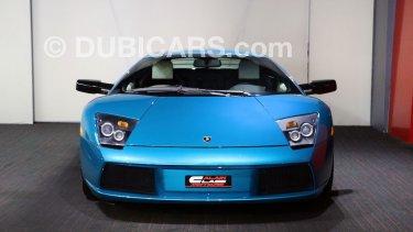 Lamborghini Murcielago 40th Anniversary 1 Of 50 For Sale Aed