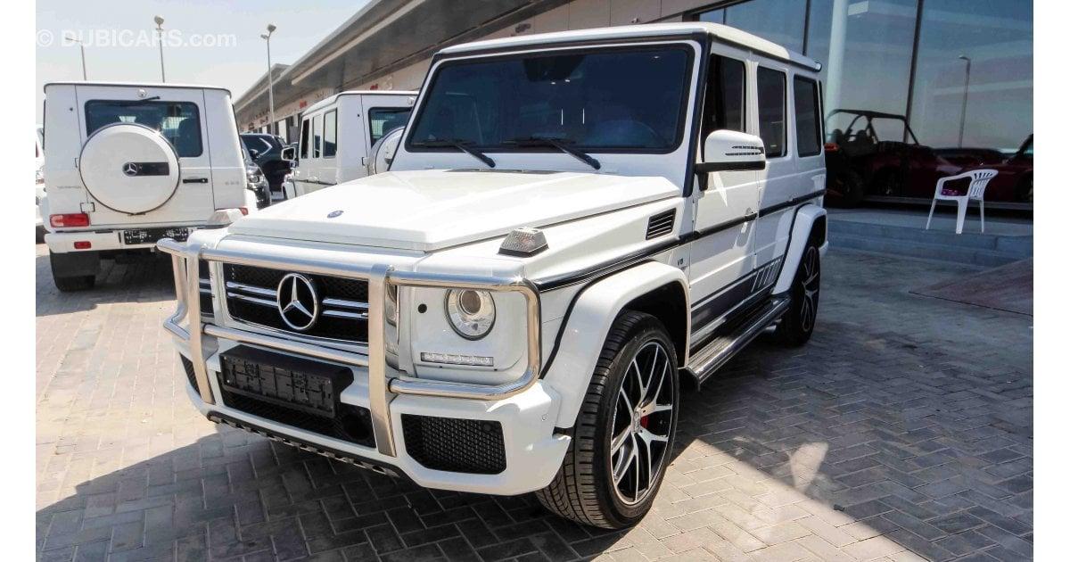 Mercedes benz g 63 amg v8 biturbo for sale aed 415 000 for Mercedes benz v8 biturbo price