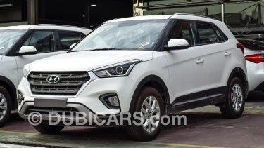 Hyundai Creta For Sale White 2019