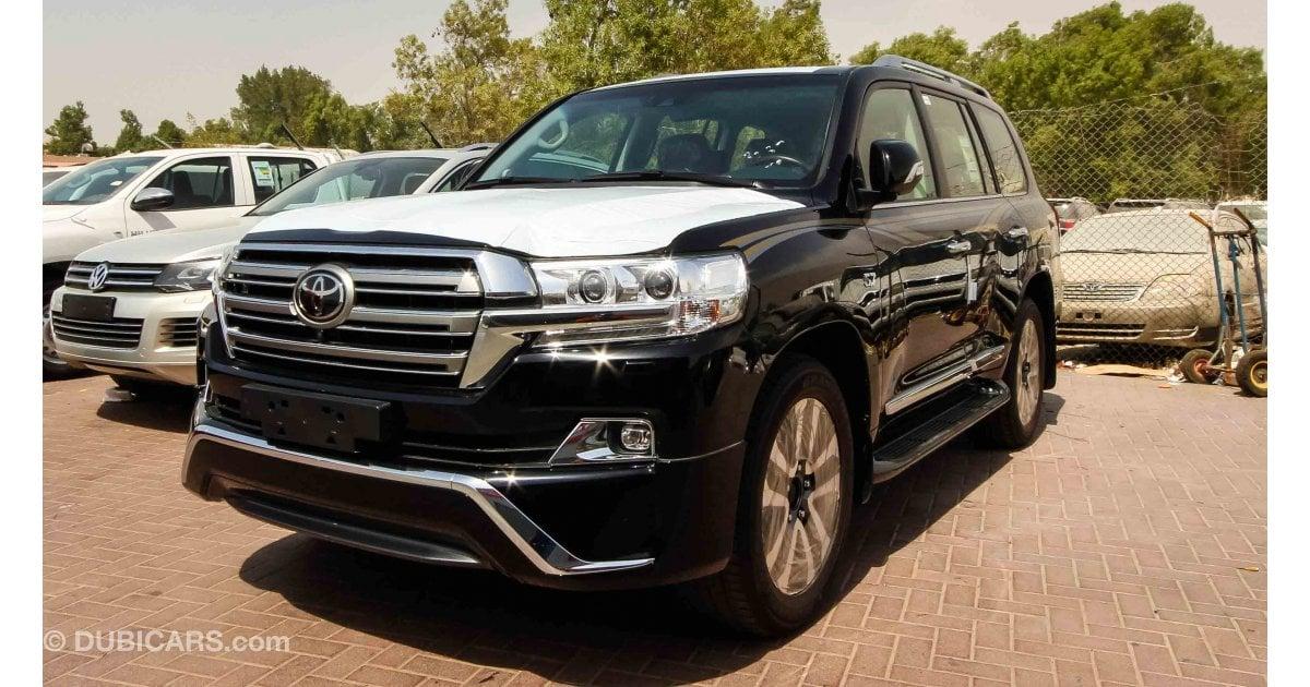 Toyota Land Cruiser Vx S V8 5 7 For Sale Black 2017
