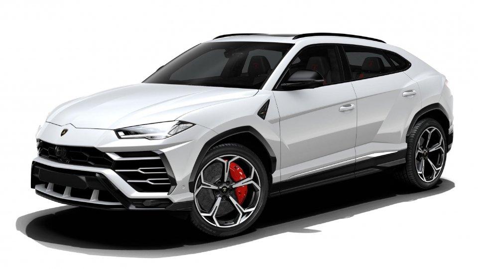 Lamborghini Urus For Sale Aed 1 400 000 White 2019