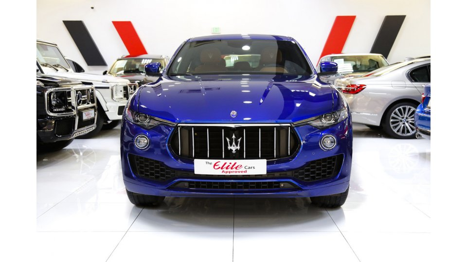 Best Used Car Loan Rates >> Maserati Levante Q4 BRAND NEW GRAN LUSSO WITH 3 YEARS WARRANTY AND SERVICE CONTRACT!BEST DEAL ...