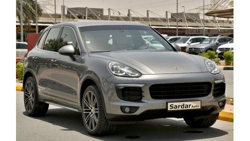 Porsche Cayenne A Vendre >> 58 Used Porsche Cayenne All Models For Sale In Dubai Uae