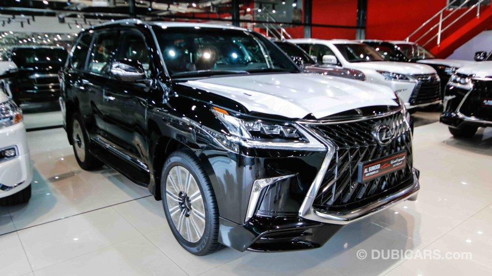 Lexus Lx 570 Super Sport For Sale Aed 419 000 Black 2018