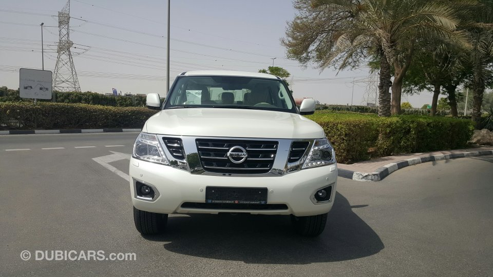 Nissan Patrol Se 2018 0km For Sale Aed 183 000 White 2018