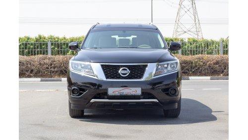 37 used Nissan Pathfinder for sale in Dubai, UAE - Dubicars com