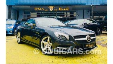 Mercedes Benz SL 500 2013 GCC! FSH, W/MAJESTIC ROOF.