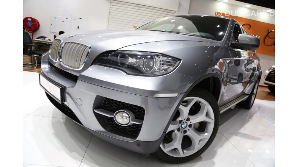 Bmw X6 Xdrive 50i V8 Fsh Agmc Warranty And Service Till Feb 2017 For Sale Aed 129 000