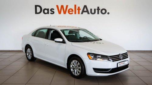 Volkswagen Passat 2015 found on KarSouq.com