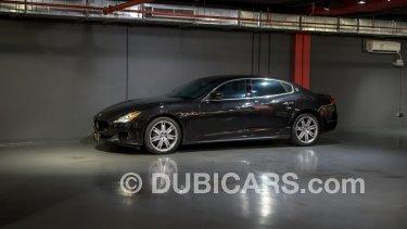 Maserati quattroporte s under warranty for sale aed 219000 maserati quattroporte s under warranty sciox Images